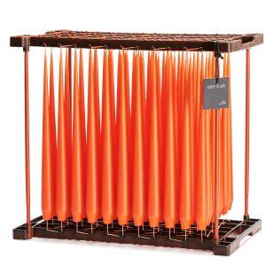 ester-erik_taper-candle-matt-42cm-16-2-orangedark_resort-conceptstore