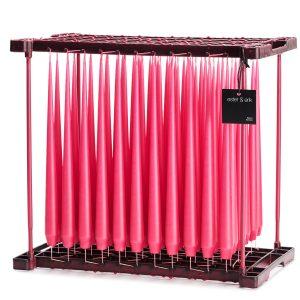 ester-erik_taper-candle-matt-42cm-41-2-pinkdark_resort-conceptstore