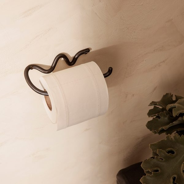 ferm-living_Curvature-toilet-paper-holder-blackbrass_2_resort-conceptstore