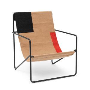 ferm-living_desert-lounge-chair-black-block_1_resort-conceptstore