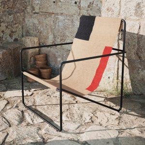 ferm-living_desert-lounge-chair-black-block_2_resort-conceptstore